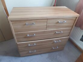 BEDROOM CHEST OF DRAWERS SPARES OR REPAIR