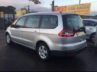 Ford galaxy 2.0 tdci diesel 7seater 2011 oneowner 70000fsh ful mot fullyserviced family car