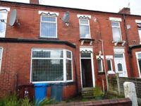 3 Bedroom house close to Manchester General Hospital in Crumpsall