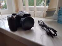 Casio Exilim EX-FH25 10.1 MEGA P- Bridge Camera Black CMOS Shift Image- EXCELLENT CONDITION