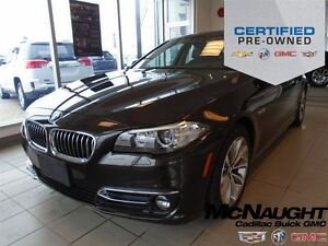 2016 BMW 5 Series 528i xDrive Premium Enhanced with Interior Pac