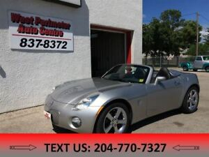 2006 Pontiac Solstice **ONLY 78,000 kms**