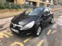 2007/57 VAUXHALL CORSA 1.4 SXI LONG MOT DRIVES VERY WELL