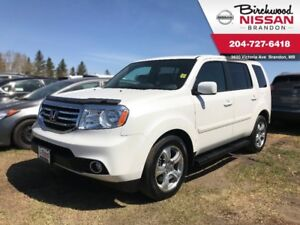 2013 Honda Pilot EX-L Leather! 4X4! Heated Seats!