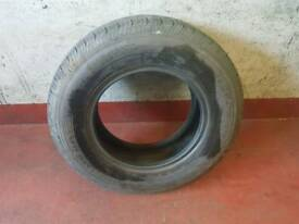 185/14c tyre as new