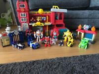 Rescue bots bundle