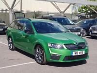 Skoda Octavia VRS 2014, full SSH, AUTO, Skoda warranty until 2019