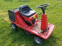 Mtd ride on lawnmower
