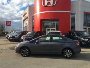 2015 Honda Civic Sedan EX - Extended Warranty! 1 Previous Owner!
