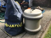 Aquaroll 40 Litre Caravan Water Carrier