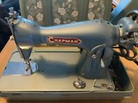 Chapman electric sewing machine VINTAGE!!