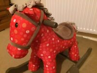 Doodle & Crumb Rocking Horse - RRP £94.95 - would like £35