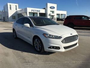 2016 Ford Fusion HYBRID - HEATED SEATS, REMOTE START
