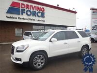 2015 GMC Acadia SLT All Wheel Drive w/Leather Seats, 12,415 KMs