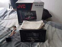 Jvc KW-R510 car radio