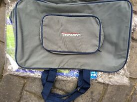 campingaz 2 burner stove bag new