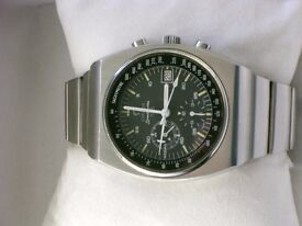 Omega Speedmaster 125 automatic chrono chronometer wristwatch - Ltd. Edit - 1973 Cal. 1041