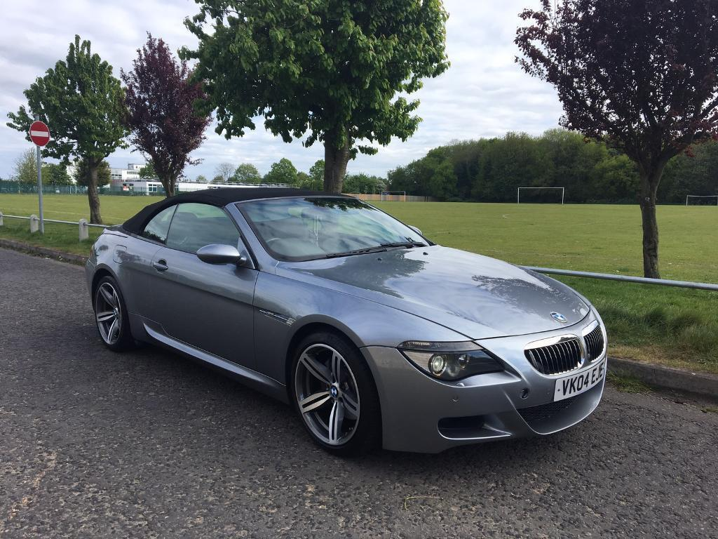 bmw 645ci convertible full m6 replica not bmw 650i 645 m6 m5 m3 in watford hertfordshire. Black Bedroom Furniture Sets. Home Design Ideas