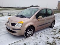 renault modus diesel new mot low mileage s/h ((( price reduced )))