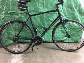 Specialized sirrus sport hybrid bike mint condition and upgraded