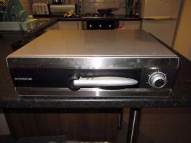 RRP£199.99 Daewoo Pizza Oven, Grill, Toastie, Panini, Pitta, Bread