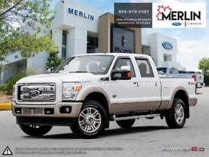 2011 Ford F-350 King Ranch PST PAID