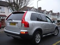 /// VOLVO XC90 2.4 D5 S G/T AUTOMATIC DIESEL /// FACELIFT 2006 PLATE /// 4X4 JEEP /// 7 SEATER /