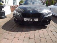 BMW 320D M SPORT LOW MILEAGE, FULL MAIN DEALER HISTORY, M PERFORMANCE KIT