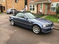 Bmw 320ci convertible very clean 110k