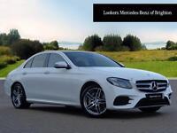 Mercedes-Benz E Class E 220 D AMG LINE PREMIUM PLUS (white) 2016-09-07