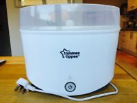 Tommee tippee electric steam steriliser - great condition