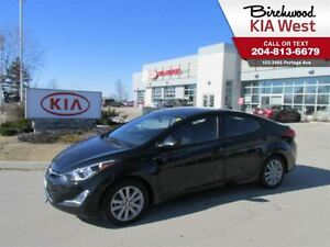 2015 Hyundai Elantra Sport Appearance REMOTE START + WINTER TIRE