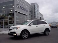 2010 Acura MDX Elite Package