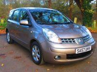 Nissan Note 1.4 Acenta Only 17000 miles ~Zero deposit finance specialists~