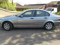 BMW 3 SERIES 2.0 318d SE Saloon Diesel Auto
