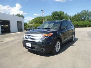 2015 Ford Explorer XLT AWD at Centennial Ford Sales Watrous
