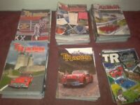 LARGE QUANTITY OF TR REGISTER MAGAZINES - FREE