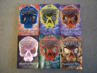 Justin Somper Vampirates series