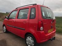 Vauxhall Agila 2006 1 owner Tow bar 5 door mini MPV 85k ideal first car cheap insurance