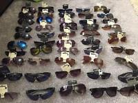 Joblot of Mens, Womens and Kids Sunglasses