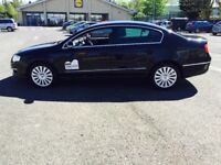 08 vw Passat highline Dsg Rossendale plated taxi full leather alloys ready to use