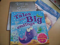 Childrens story book mix £5