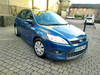 2008 FORD FOCUS 1.6 TDCI ECONETIC MANUAL DIESEL NEWER SHAPE.LOW TEX £30 FULL YEAR