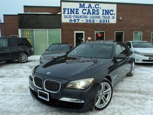 2010 BMW 7 Series i xDrive -  M-PKG.  - NAVIGATION - AWD