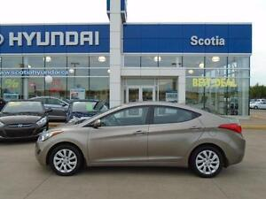2012 Hyundai Elantra LOCAL TRADE / OLDER COUPLE DEALERSHIP MAINT
