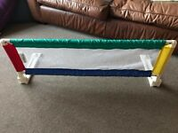 MOTHERCARE TODDLER/TRAVLE BED GUARD