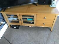 TV Stand and matching Chest of Drawers