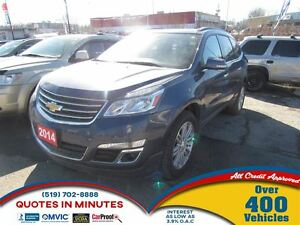 2015 Chevrolet Traverse TRAVERSE | AWD | 8PASS | REAR AIR | SAT