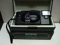 Vintage Olympus XA2 -ElectroicFlash A11