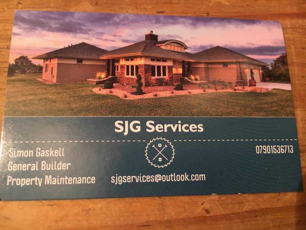SJG Services